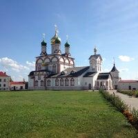 Photo taken at Троице-Сергиев Варницкий монастырь by Sorokina M. on 8/1/2016