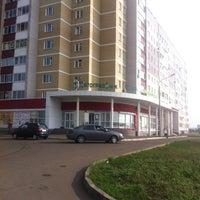 Photo taken at Автоградбанк by Радик Х. on 8/16/2013