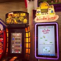 Photo taken at Luna Arcade by Michael M. on 4/7/2013