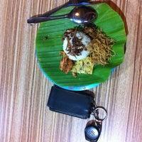 "Photo taken at Nasi Kucing ""ANGKRINGAN"" Kapok Lombok by Stephanie S. on 1/7/2013"