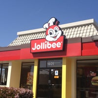 Photo taken at Jollibee by Cristina on 3/24/2013
