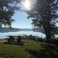 Photo taken at Lake Allatoona by Ray E. on 9/19/2015