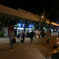 Photo taken at Adana Airport (ADA) by Ertugrul N. on 9/29/2013