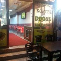 Photo taken at Doğuş Kebap Salonu by 👑 EᖇᔕOY on 7/13/2014