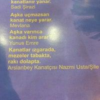 Photo taken at Arslanbey Kanatçısı by Burak Kaan K. on 12/9/2016