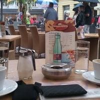 Das Foto wurde bei La Piazza Cafe Bar von 🌹Christel💋 J. am 8/14/2013 aufgenommen
