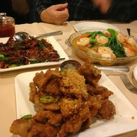 Photo taken at Joyful House Chinese Cuisine by Roselle D. on 1/2/2014