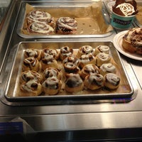 Photo taken at Cinnabon by Roselle D. on 8/15/2013