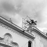 Photo taken at Catedral Antigua Guatemala by Rudy G. on 12/15/2016