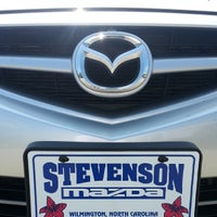 Photo taken at Stevenson Mazda by Patrick B. on 9/6/2013