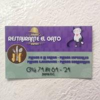 Photo taken at Restaurante el gato by Philip S. on 8/26/2014