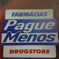 Photo taken at Farmácias Pague Menos by Rogerio D. on 8/2/2013