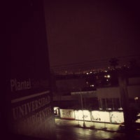 Photo taken at Universidad Insurgentes by Eduardo C. on 9/26/2013