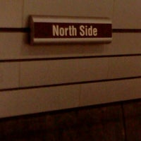 Photo taken at Port Authority North Side Station by Eddie P. on 2/27/2013