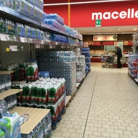 Photo taken at Auchan by Alessandro O. on 1/8/2018