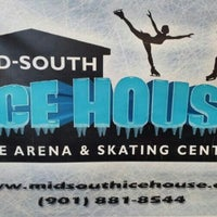 Photo taken at Mid-South Ice House by Ben M. on 4/13/2013
