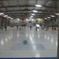 Photo taken at Mid-South Ice House by Ben M. on 12/1/2012