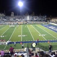 Photo taken at Memorial Stadium by Coach B. on 11/9/2013