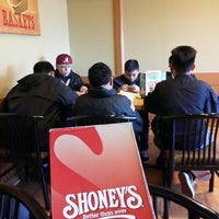 Photo taken at Shoney's by Coach B. on 12/14/2015