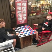 Photo taken at Cracker Barrel Old Country Store by Coach B. on 6/14/2017