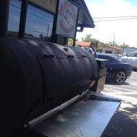 Photo taken at Poppas BBQ by Renato T. on 5/16/2014