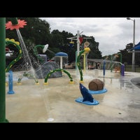 Photo taken at Oldsmar Spray Park by CHAZZY F. on 6/21/2017