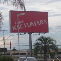 Foto tirada no(a) Lojas Kacyumara - Matriz por Brochi S. em 3/21/2014