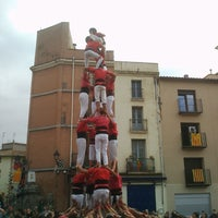 Photo taken at Font del Lleó by Joni A. on 10/12/2012