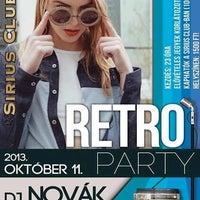 Photo taken at Sirius Club by Novák Z. on 10/11/2013