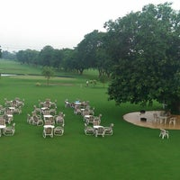 Photo taken at Lahore Garrison Golf And Country Club by Burhan R. on 7/25/2013