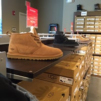 ... Photo taken at UGG Outlet by Alan R. on 11/29/2015 ...