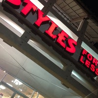 Photo taken at Styles For Less by Mati A. on 10/25/2013