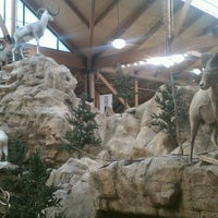 Photo taken at Cabela's by Kim W. on 5/19/2013