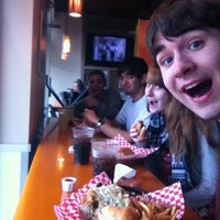 Photo taken at SoHi Grilled Sandwiches by Austin M. on 3/1/2013