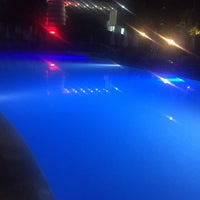 Photo taken at Katya Hotel Swiming Pool by Zeki Ö. on 8/11/2016