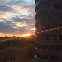 Photo taken at Общежитие БГМУ № 10 by Alesya D. on 10/9/2015