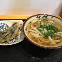 Photo taken at うどん のぶ by どんちゃん on 3/20/2017