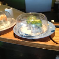 Photo taken at Sushiville by Fallon M. on 5/26/2013