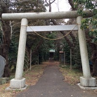 Photo taken at 永代神社 (多磨全生園内) by Hoppyman on 2/28/2014
