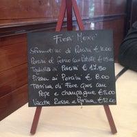 10/26/2014 tarihinde Antonella F.ziyaretçi tarafından Al solito Posto'de çekilen fotoğraf