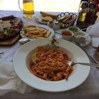 Photo taken at Restaurante Marfil by Marina K. on 5/17/2014
