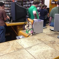 Photo taken at Game Over Videogames by Mando on 9/1/2013
