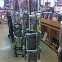 Photo taken at Half Price Books by Mando on 9/16/2012
