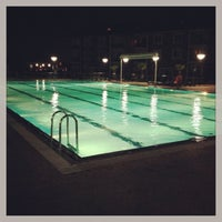 Photo taken at Mavi Yeşil Swimmingpool by Emre E. on 8/2/2013