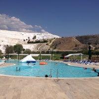 Photo taken at Natural Park Havuz by Uğur U. on 8/25/2014