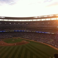 Photo taken at Target Field by Sue Marie B. on 7/21/2013