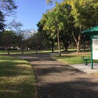Photo taken at Plantation Veterans Memorial Park by Cesar P. on 11/19/2016