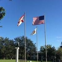 Photo taken at Plantation Veterans Memorial Park by Cesar P. on 12/31/2016