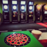 Photo taken at Darts Society 鏢尾社 by tere w. on 10/11/2012