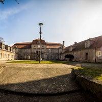 Das Foto wurde bei Schloss Plaue von Schloss Plaue am 3/5/2014 aufgenommen